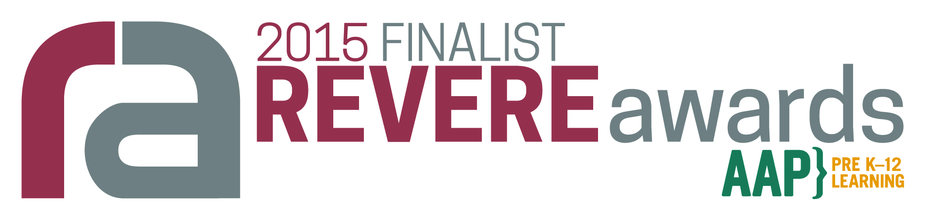 2015 REVERE Finalist Color